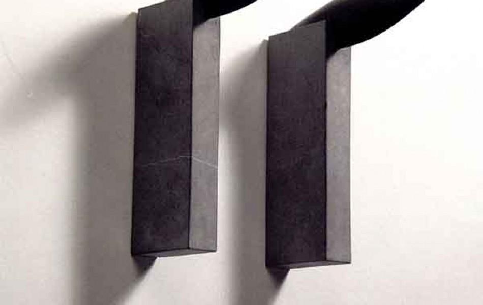 Conversaciones secretas 32 x 4 x 24 Piedra de Calatorao 1997