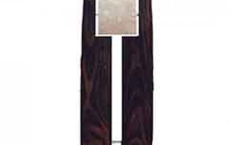 Opus III 128 x 17 madera y alabastro 1999